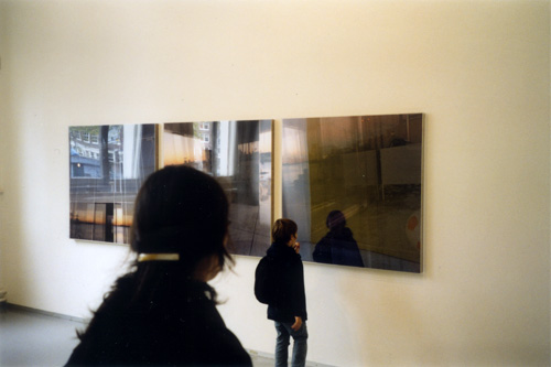 UNTITLED_SPACE, exhibition at the Netherlands Foundation for Visual Arts, Design and Architecture, Amsterdam (NL) 2003