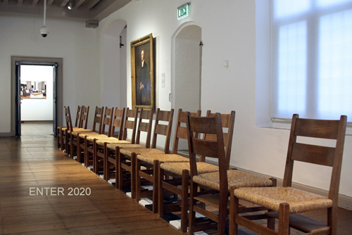 REALIGNED CHAIRS, exhibition, Museum Catharijneconvent Utrecht (NL) 2019